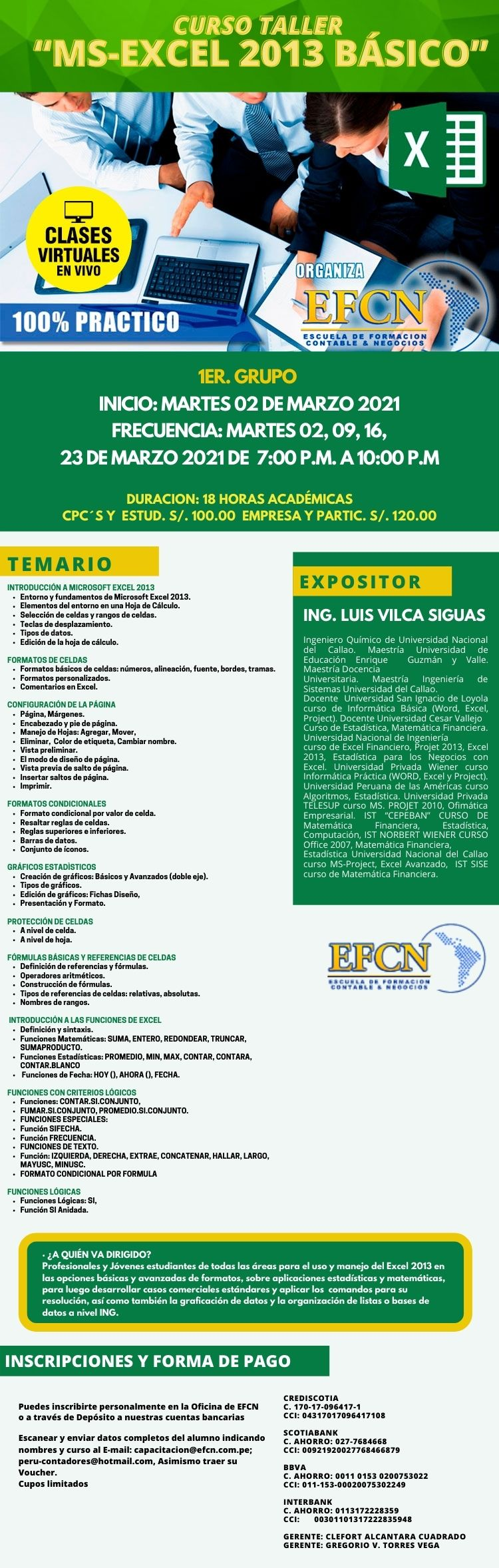 EXCEL BASICO 1